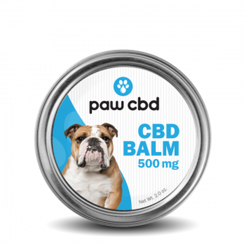 Pet CBD Balm for Dogs  500 mg - 2 oz