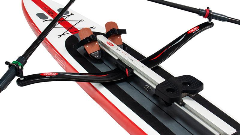 RowMotion® Rowing Skid F