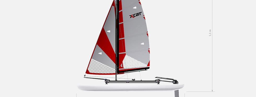XCAT Sail - 9