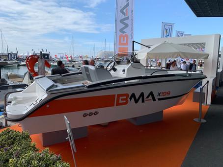 BMA at the Genoa Boat Show 2019