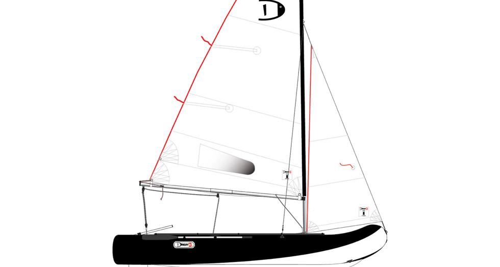 DinghyGo Orca 375 - 8