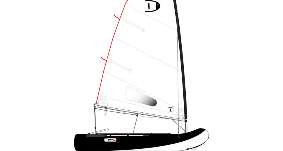 DinghyGo Orca 325 - 8