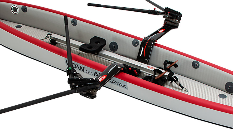 RowVista® sculls + RV Rowing Skid Y