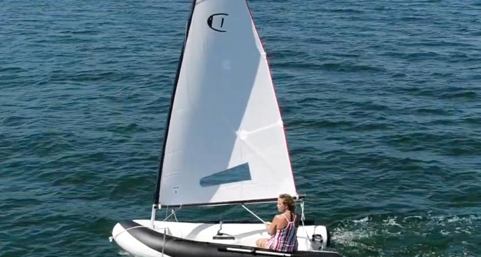 DinghyGo Orca 325 - 3