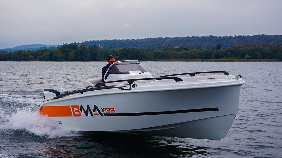 BMA X 199 - Open