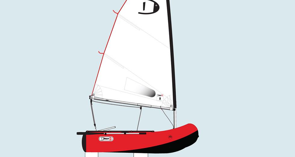 DinghyGo Nomad 230 - 11