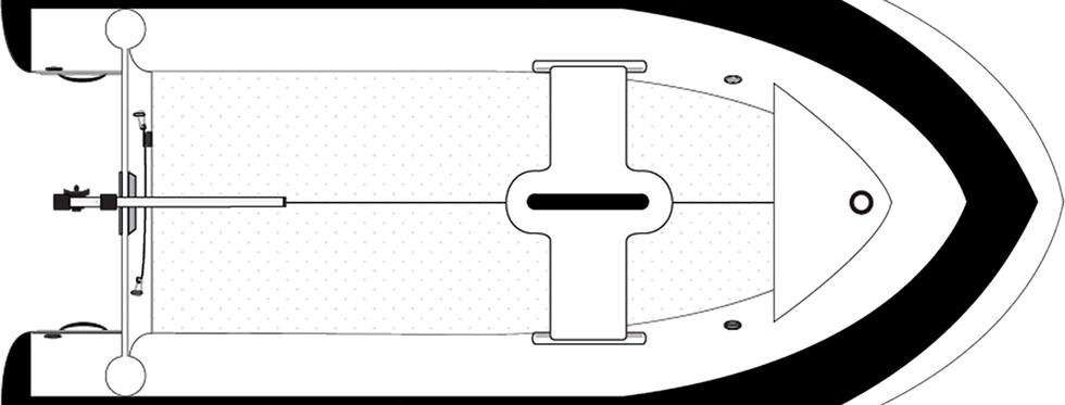 DinghyGo Orca 280 - 9