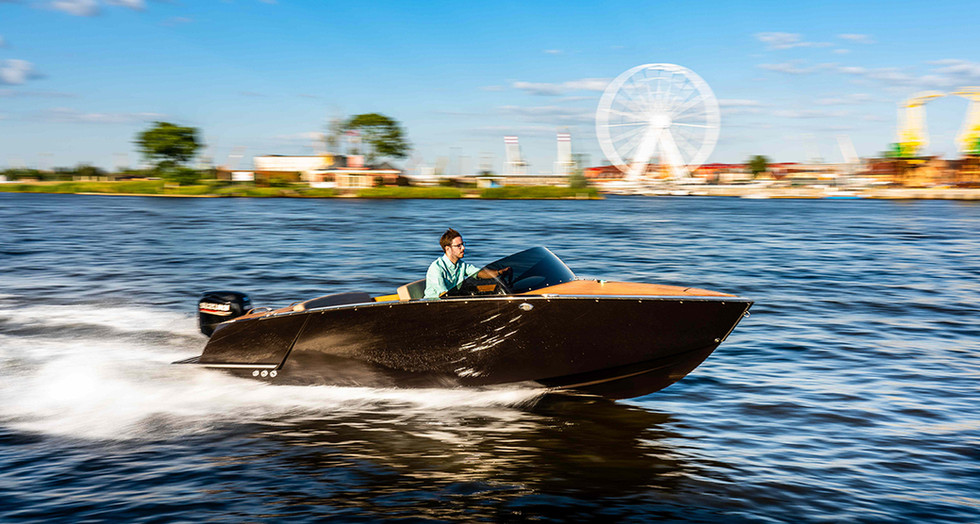 VTS Flying Shark 5.7 Classic - 1