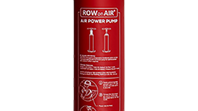 Airpump - Double action high efficiency hand-pump