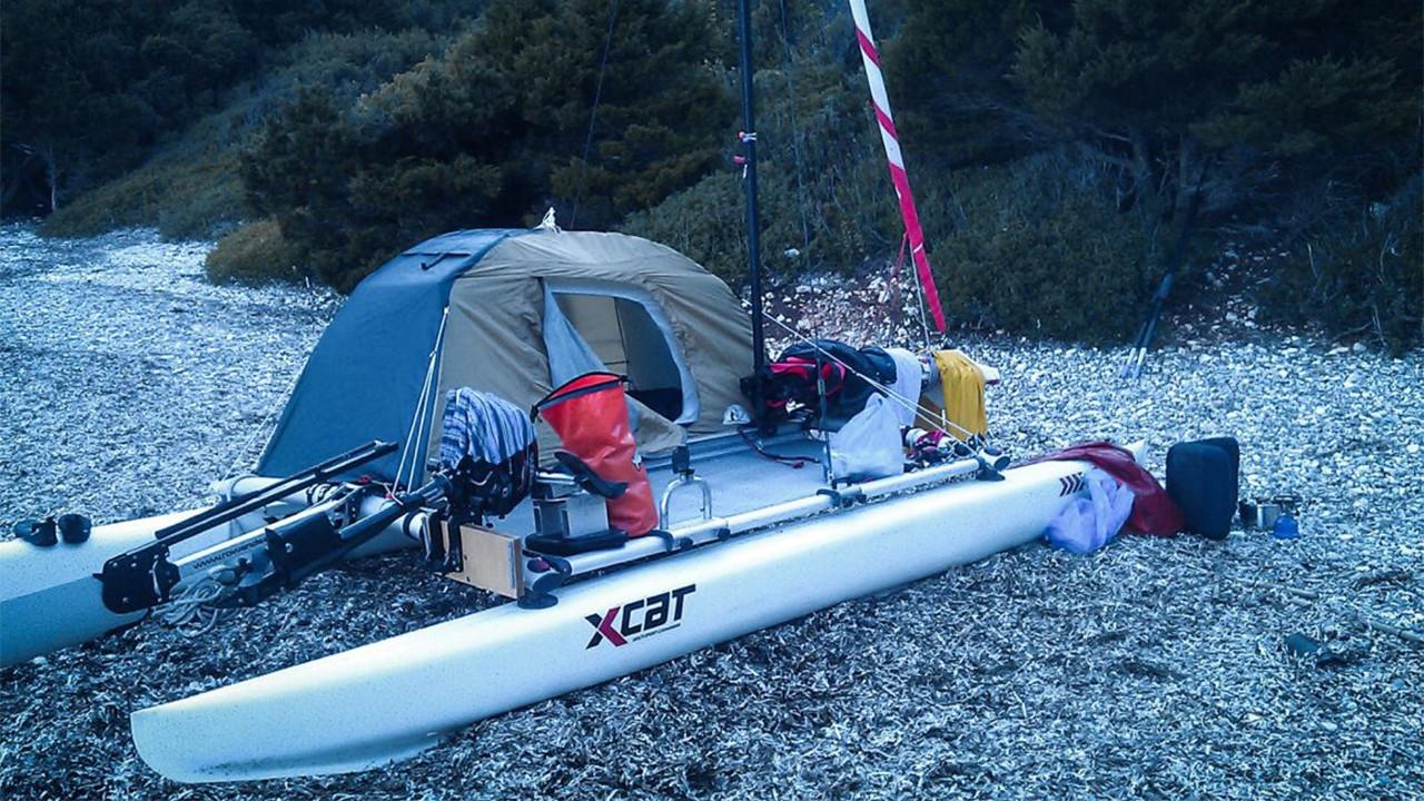 XCAT Sail - 6