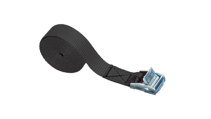 Transport strap black - 25 mm x 2.9 m