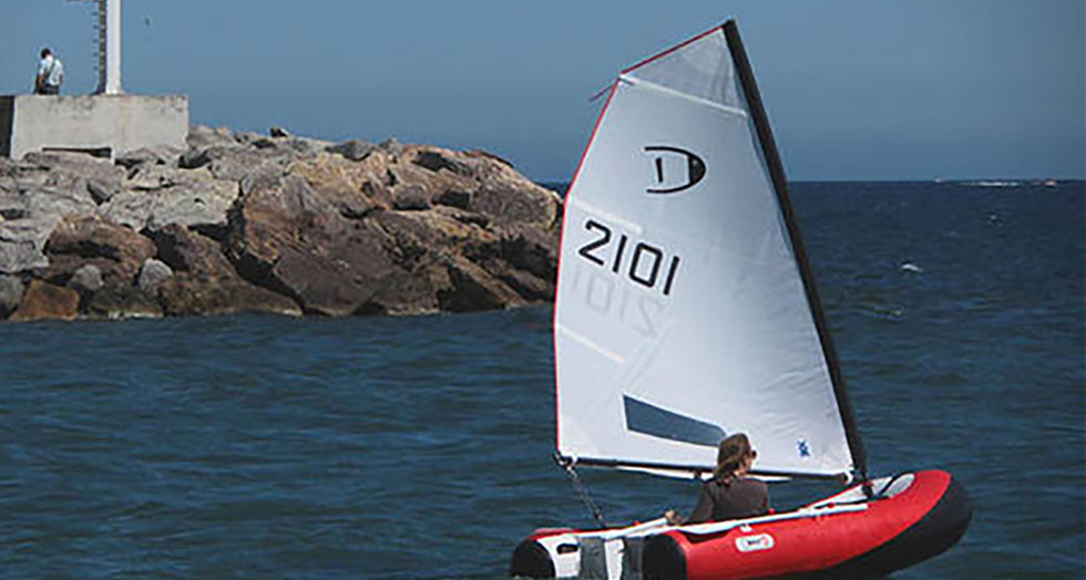 DinghyGo Nomad 230 - 2
