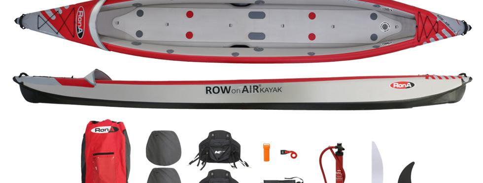 ROWonAIR Airkayak 16' - 8