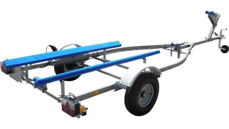 Trailer for a boat of length till 4,5 m CB-B0370