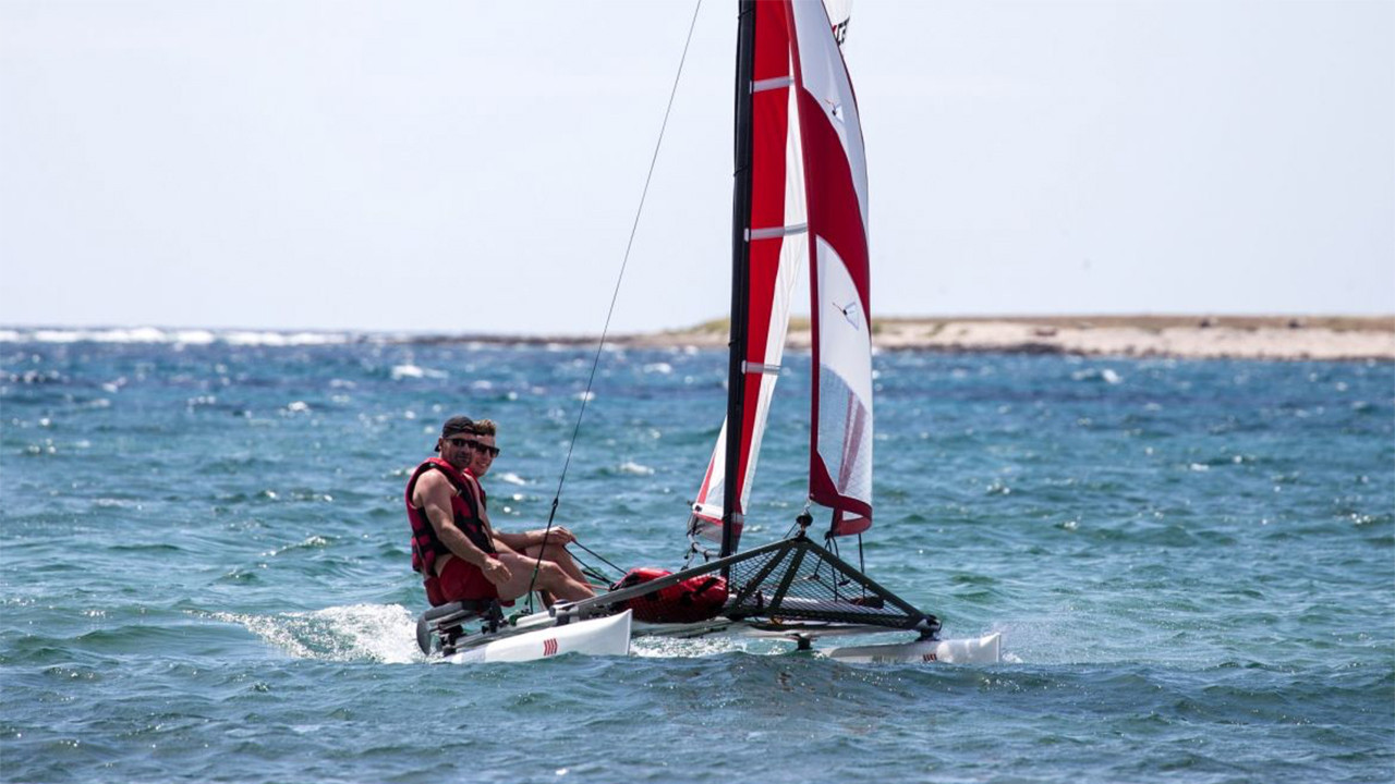 XCAT Sail - 2