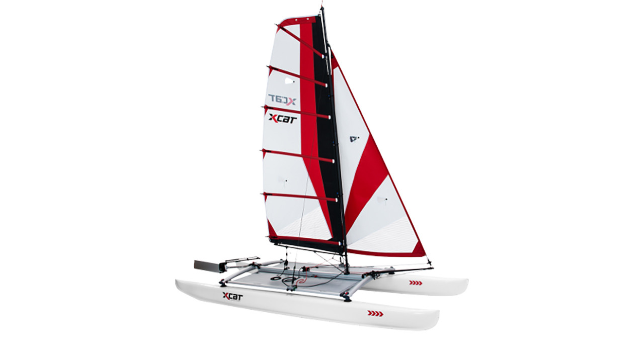 XCAT Sail - 7