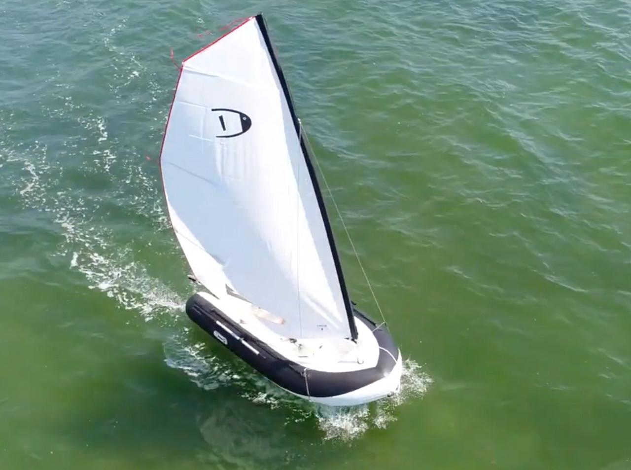 DinghyGo Orca 325 - 2