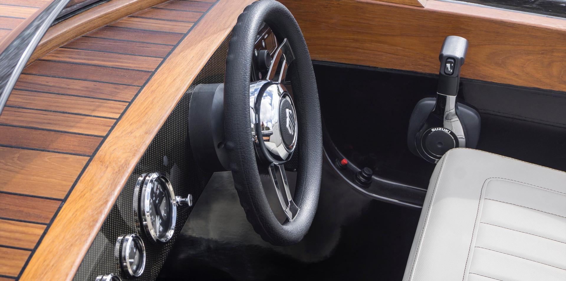 """Flying Shark 4.2 Classic """"Deluxe"""" - Suzuki rigging"""