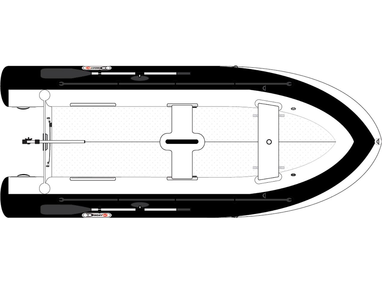DinghyGo Orca 375 -