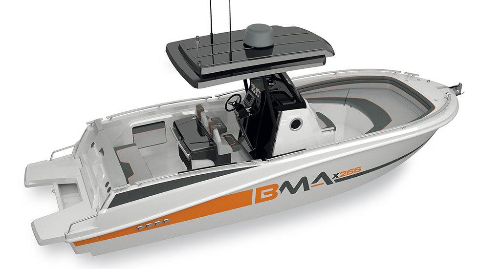 BMA X 266 - Open