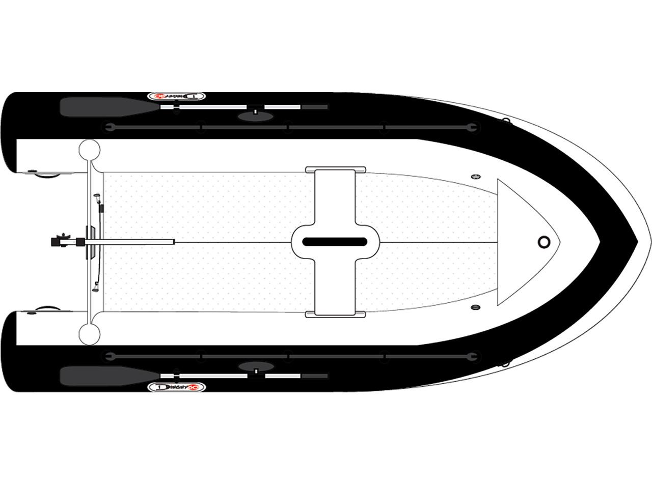 DinghyGo Orca 325 - 9