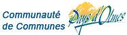 logo CC Pays d'Olmes