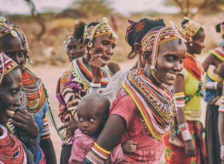 Influência Africana no Uso de Acessórios