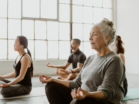 Mindfulness Meditation & CBHS