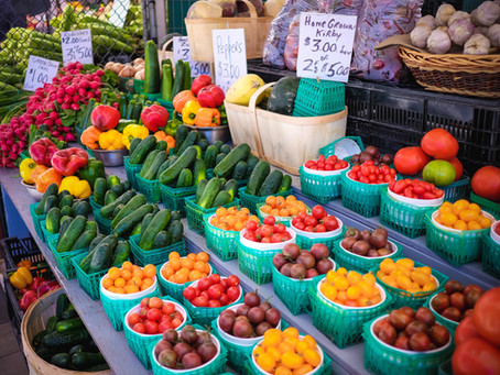 Explore the Hudson Valley - Farmers' Markets