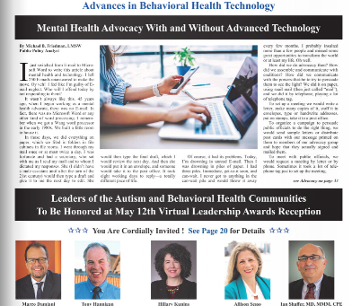 Colleagues Featured in Behavioral Health News!