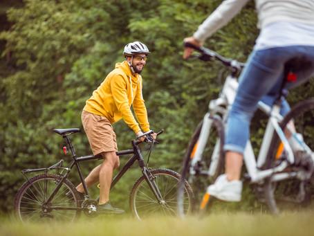 It's National Bike to Work Week!