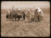 Idaho youth on a Stake Pioneer Trek