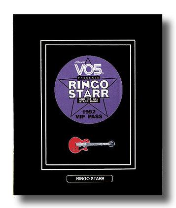 RINGO STARR Original Concert Pass (62628)