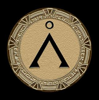 Stargate 'Earth' Coin
