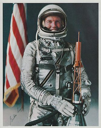 NASA ASTRONAUT Gordon Cooper
