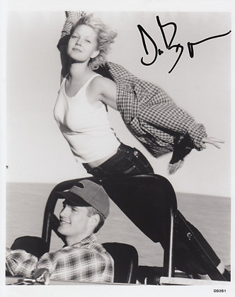 DREW BARRYMORE Signed Photo