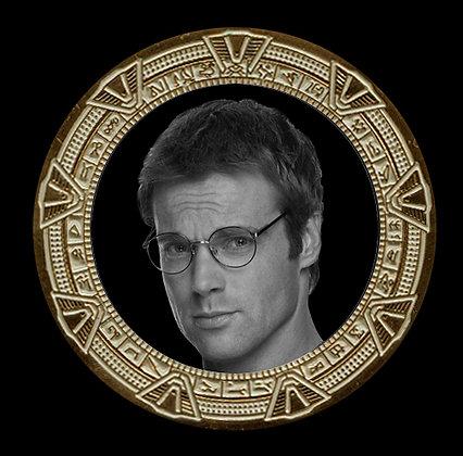 Daniel Jackson Gold Coin
