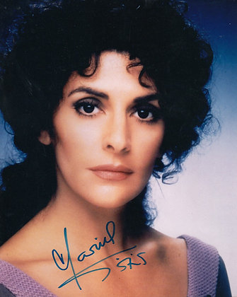 MARINA SIRTIS Signed Photo