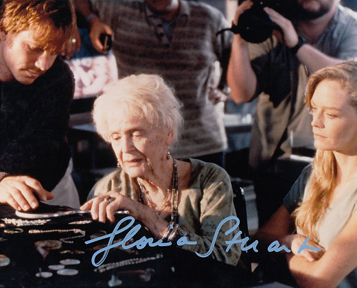 GLORIA STEWART Signed Photo