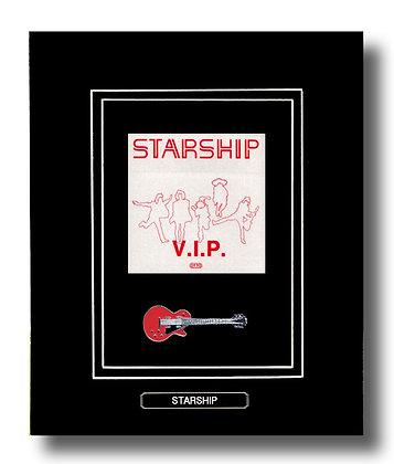 Starship Original 1986 Concert Pass (62650)