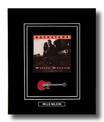 Willie Nelson Original 1996 Concert Pass (62674)