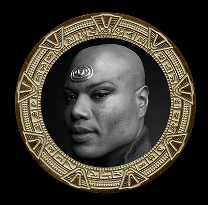 Teal'c Gold Coin