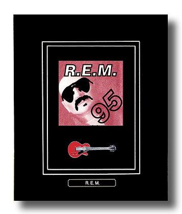 R.E.M. Original 1995 Concert Backstage Pass (62623)