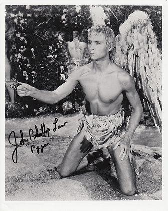 JOHN PHILIP LAW Signed Photo