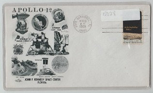 NASA APOLLO 12 Cover