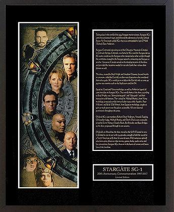 Stargate 20th Display