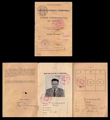 FRED ZINNEMANN International License