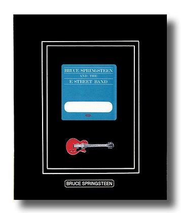 Bruce Springsteen Original Concert Pass (62648)
