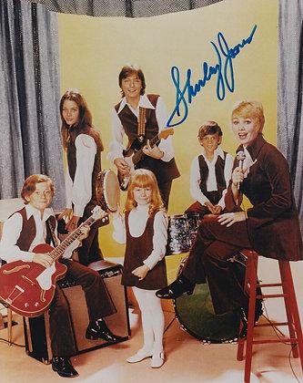 SHIRLEY JONES Signed Photo