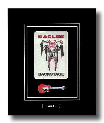 Eagles Original Backstage Concert Pass (62653)